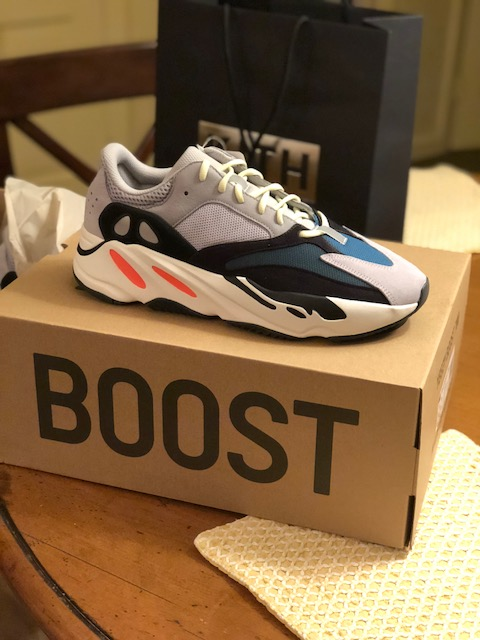 "big sale c2dd5 61db2 PATRICIAN REVIEW: Yeezy Boost 700 ""Wave Runner"" 
