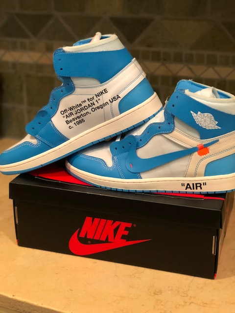 "uk availability bbf2c 03d84 PATRICIAN REVIEW  NIKE ""THE TEN"" OFF-WHITE AIR JORDAN 1 ""UNC"""